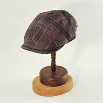 Flannel Driving Cap