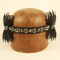 Rosie Boylan Turkey Feather Headpiece